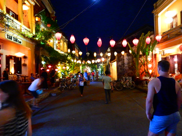 Hoi An and Hue