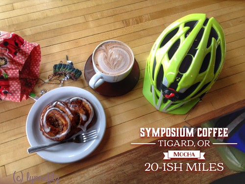The pretty Coffeeneuring picture