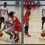 Duncanville Panthers vs. North Shore Mustangs, McDonald`s Texas Invitational, Phillips Field House, Pasadena, Texas 2015.11.21