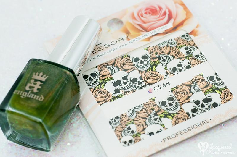 Skulls 'n' roses