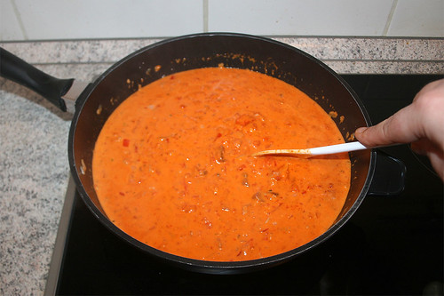 25 - Gründlich verrühren & aufkochen lassen / Mix well & bring to a boil