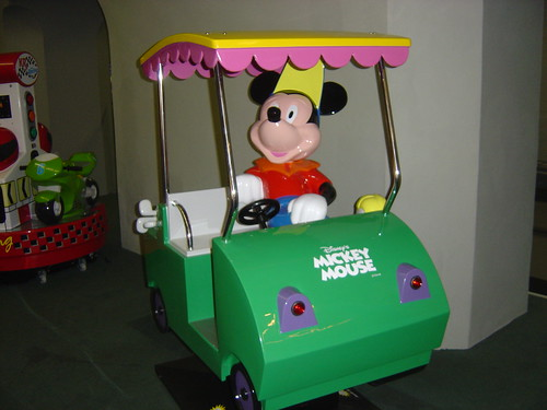 Kings Bastion = mickey carousel
