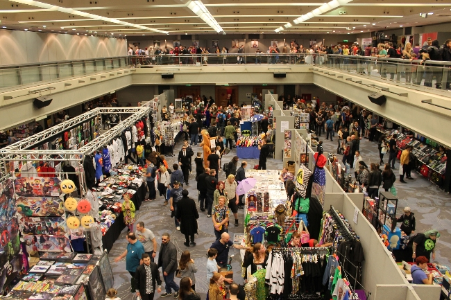 Brighton Comicon 2015