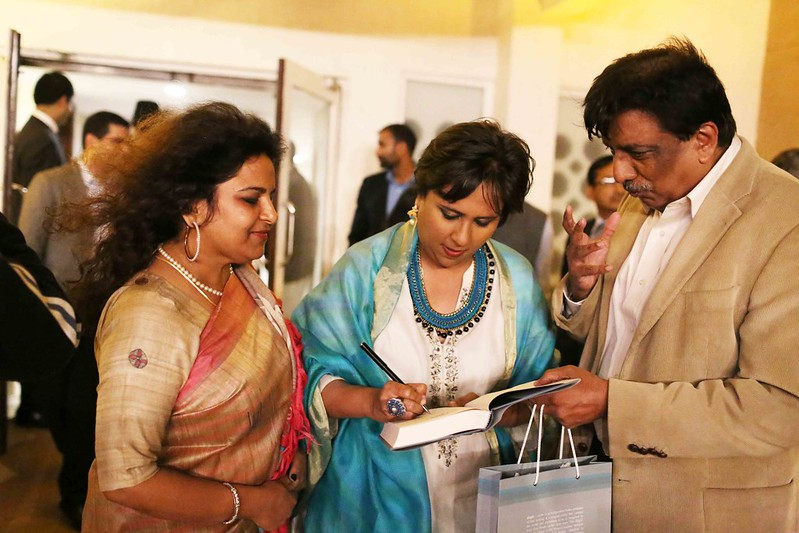 Netherfield Ball – Barkha Dutt's Book Reception, The Taj Mahal Hotel