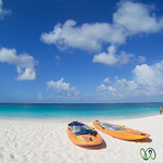 Paddle Boarding at Shoal Bay Beach - Anguilla