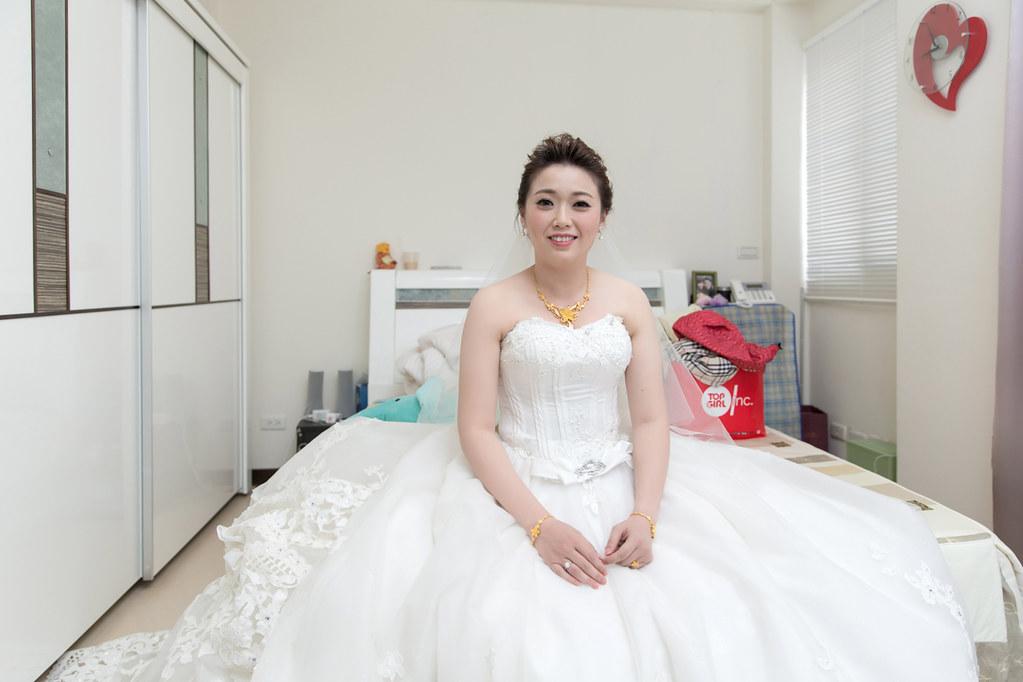 台南婚攝-迎娶午宴 X 情定城堡 (29)