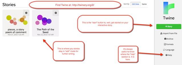 Twine Tutorial 1