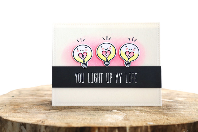 you light up my life {new lawn fawn}