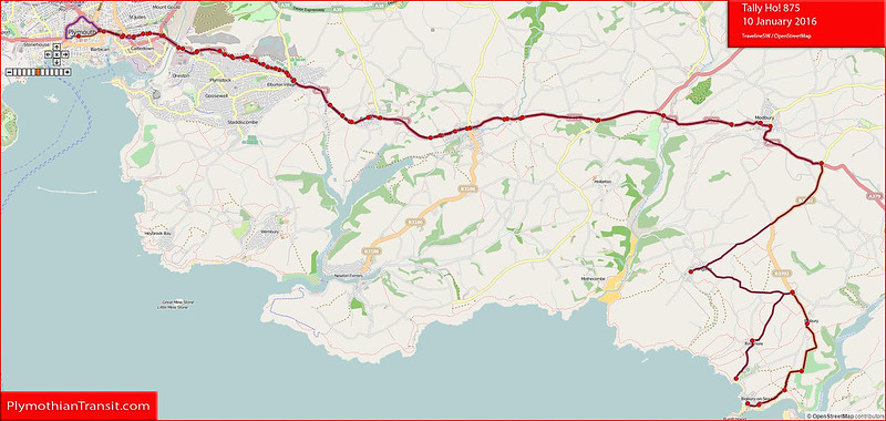 2016 01 10 Tally Ho 875 Traveline Map.jpg