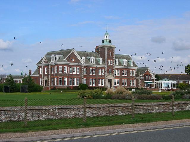 Rustington Convalescent home