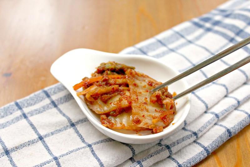 Mak-kimchi/Simple kimchi