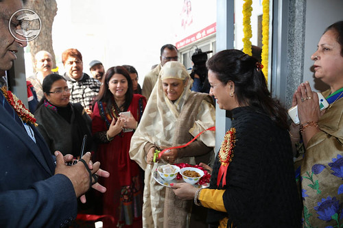 Inauguration of Newly constructed Sant Nirankari Public School's Building
