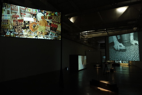 >>FFWD: Moving Image from Scotland /// CURRENT at Shanghai Minsheng Art Museum