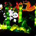 Panda garden by patentboy