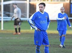 Bexhill United v Oakwood