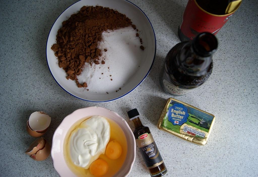 Chocolate Guinness Cake 5