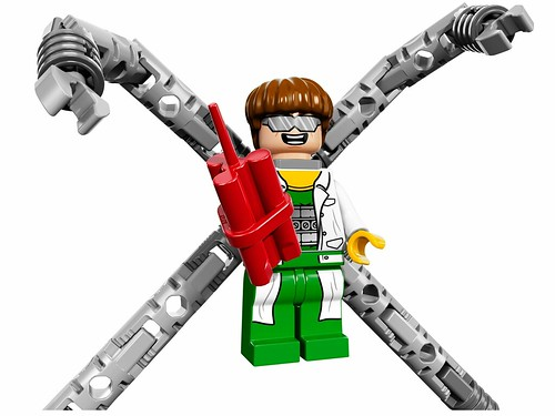 LEGO Ultimate Spider-man 76015 doc