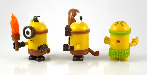 Mega Blocks Minions 02