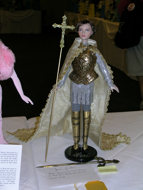 2004 Gene Convention Competition Doll