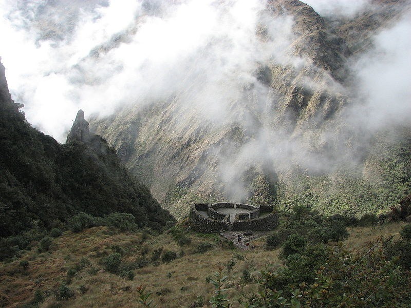 Inca Trail Cusco, Peru