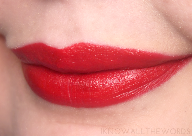 mark meets matte fall 2015 Lipclick Matte Full Color Lipstick Siren