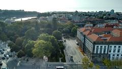 O Porto visto de cima! (da torre dos clérigos...)