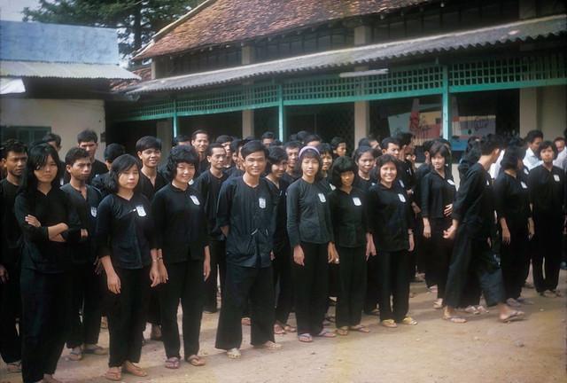 Vietnam 1966 by Douglas Ross