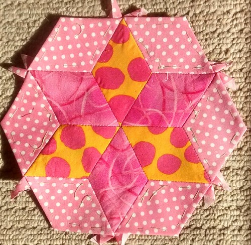 Hexagon star number 23
