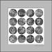 """Circles in Black & White"" by cj_proartz"