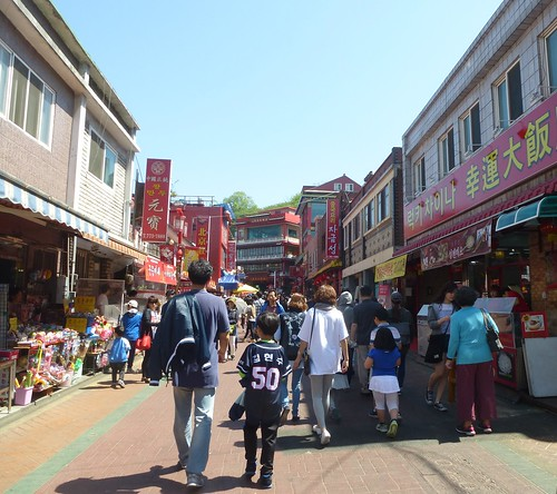 Co-Incheon-Quartier Chinois (6)