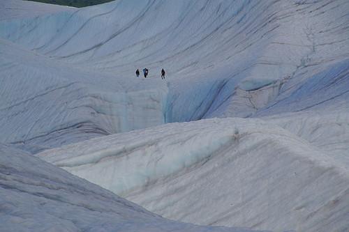 050 Op de gletsjer