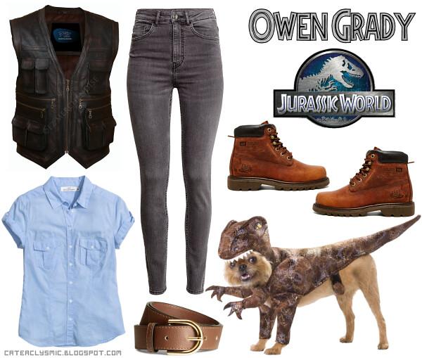 Owen Grady Outfit