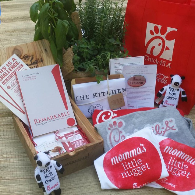 """We are more than a restaurant. We're a home."" I was given the amazing opportunity to be part of the  @chickfila Pittsburgh Mom Ambassador panel. The Blogger Ambassador Kick Off event last night was an incredible experience. I already loved Chick-fil-A pr"