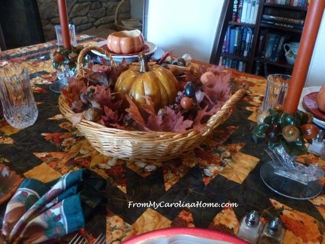 Autumn Tablescape 9