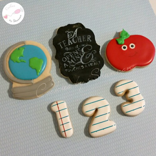 Teacher related cookies