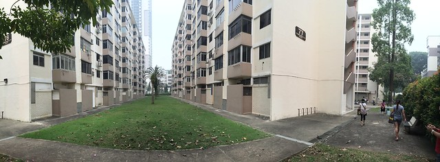 Blk 74 - 80 Commonwealth Drive - 3 October 2015