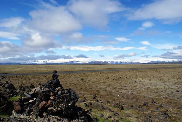 Islandia - Mýrdalsjökull