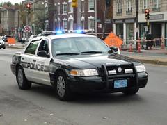 Cambridge Police Ford Crown Victoria