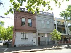 Fennah's Shops & Residences, built 1889