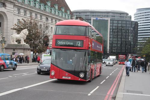 London Central LT431 LTZ1431