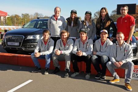 Spolupráce Audi a SLČR pokračuje i v nové sezoně