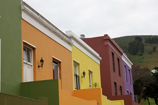 Image of Bo-Kaap. southafrica capetown