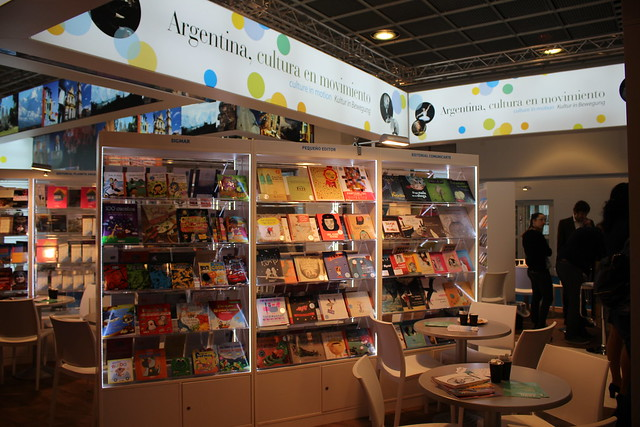 Argentina - Frankfurt Buchmesse 2015