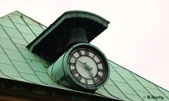 Sønderborg cityhall, clock.
