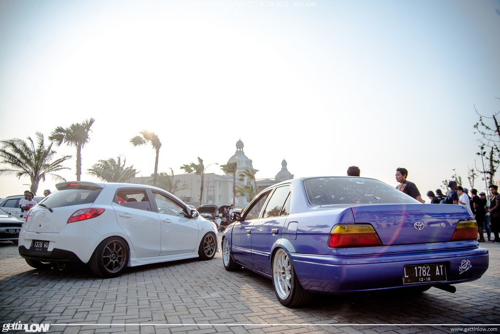 GETTINLOW AUTO PROJECT TOUR 2015 MALANG