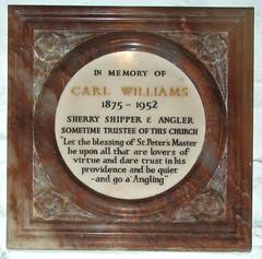 sherry shipper & angler