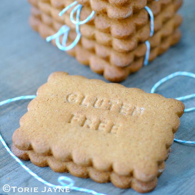 Gluten free graham crackers 3