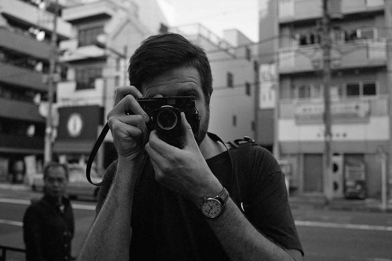 tokyo camera style style