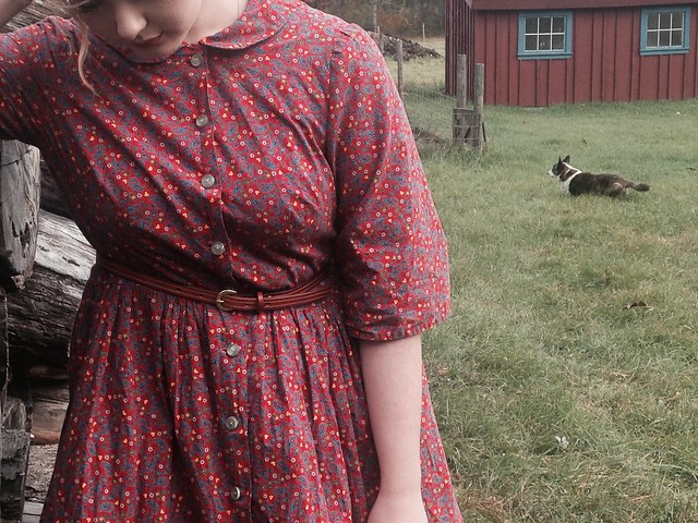Outfit // 1950's Touch