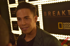 "Apolo Ohno at the World Premiere of NATGEO's ""Breakthrough"" #Breakthrough - DSC_0350"